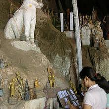 Discover your destiny in Pak Ou Caves