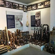 Permanent Exhibition UXO Luang Prabang