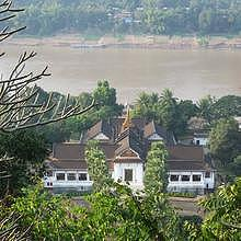 National Museum and former Royal Palace of Luang Prabang
