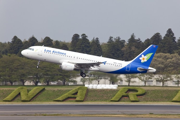 Lao Airlines - A320